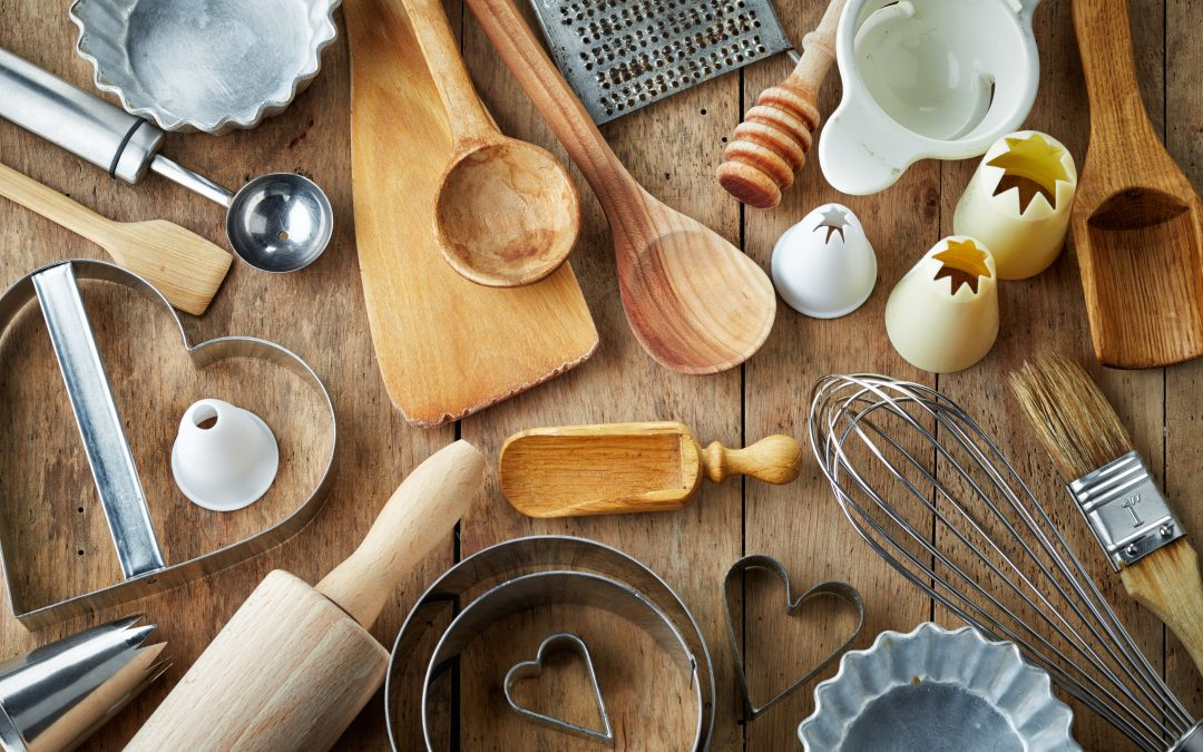 Les ustensiles de pâtisserie pour vos préparations