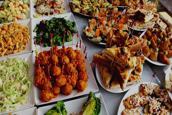 Quel menu traiteur pour votre évènement ?